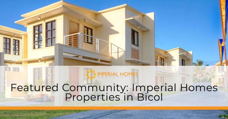 Properties in Bicol